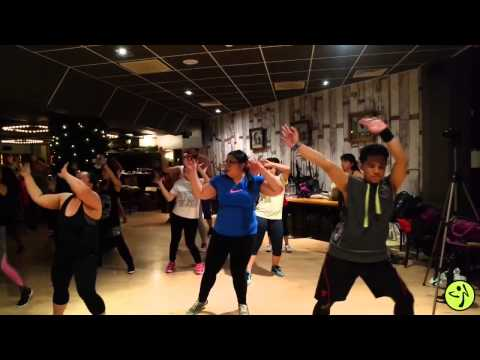 Shake and Strike Zumba Event