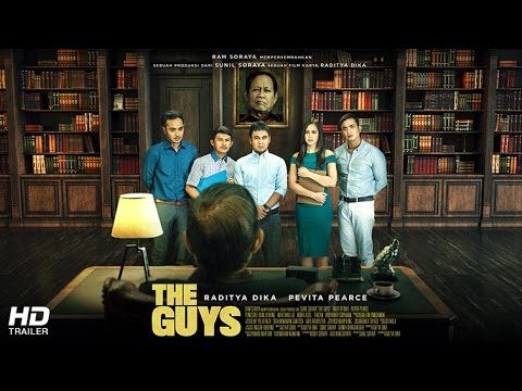 TRAILER FILM THE GUYS (di bioskop 13 April 2017)