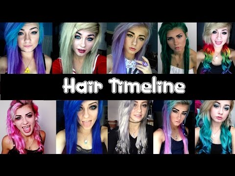 Michael Clifford Hair Timeline HeyThereImShannon's Ha...