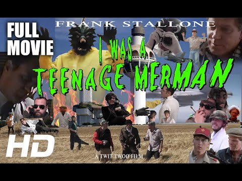 Download I was a Teenage Merman - Full Movie (Sci-fi / Action)