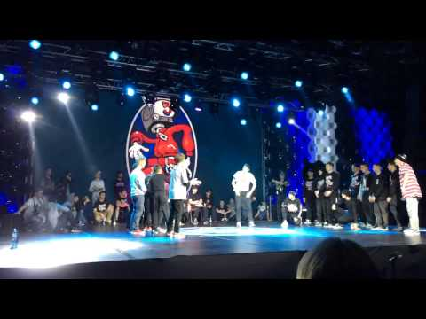 The Breakoniers vs. Kienjuice Crew| 1/2 FINAL | BOTY CIS/Baltic 2016
