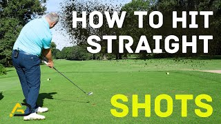 How To Hit Dead Straight Golf Shots