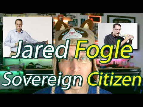 Jared Fogle: Sovereign Citizen