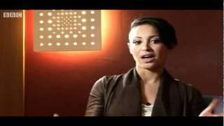 Amelle Berrabah : Interview (BBC News 2010)