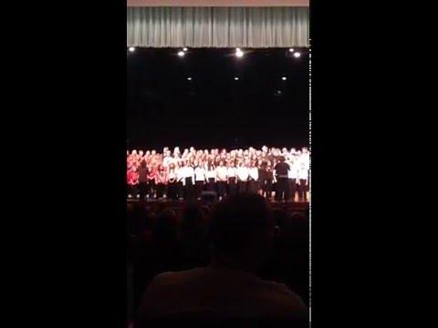 Delaware Community Schools Spring Concert - Beatles Songs
