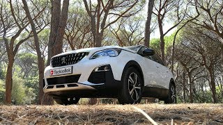Peugeot 3008 Auto Allure (2018) Review - Presence With Fine Proportions