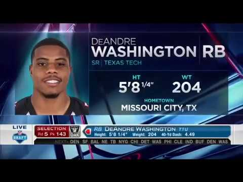 DeaNdre Washington '16 Highlights