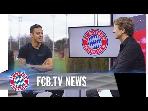 Thiago spricht deutsch