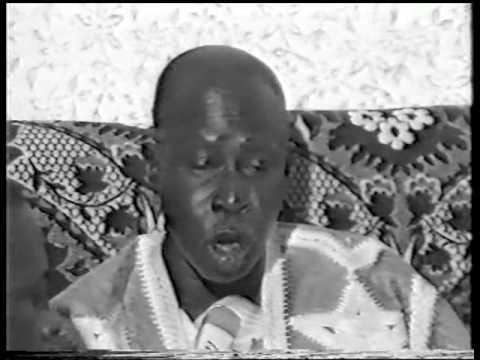 [Archive]  Serigne Abdoulahi Thiaw Laye sur Serigne Touba