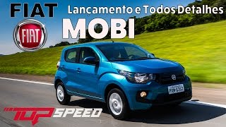 Avaliação Fiat Mobi Like On   Canal Top Speed