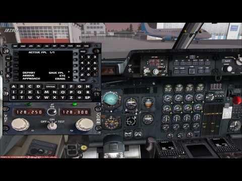 BAE 146 QUALITY WINGS TUTORIAL ESPAÑOL