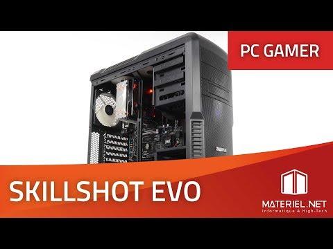 PC Gamer Skillshot EVO - AMD Ryzen 5 2400G (2018)