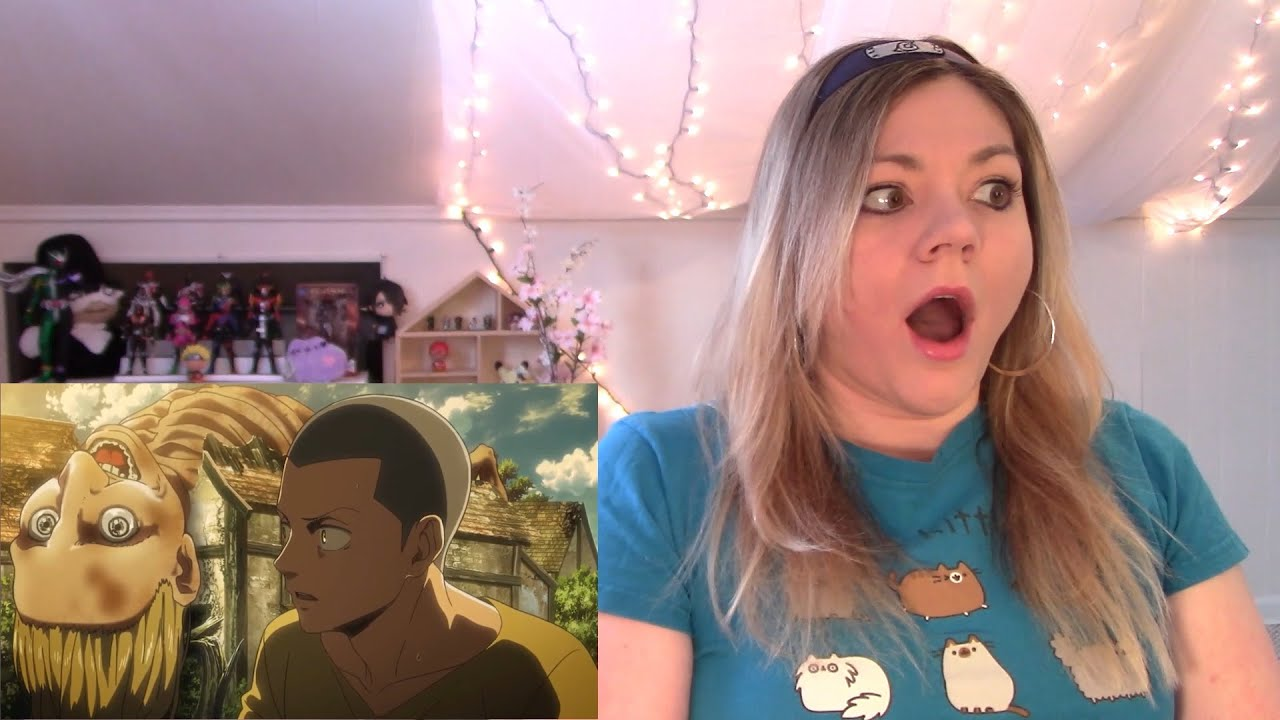 "Attack on Titan 2x03 ""Southwestward"" reaction & review"
