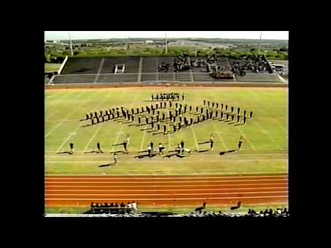 Refugio High School Band 1990 - UIL 2A Texas State Marching Contest