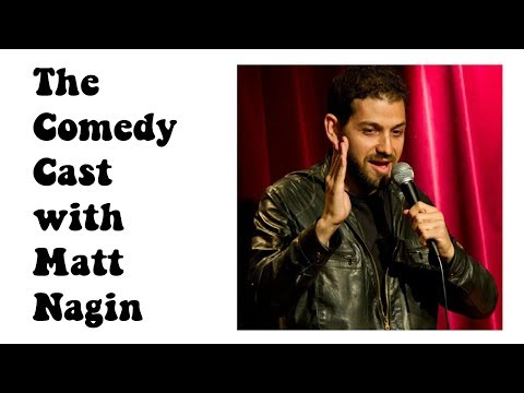 The Comedy Cast with Matt Nagin