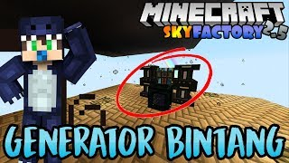 Generator Bintang - Minecraft SkyFactory 2.5