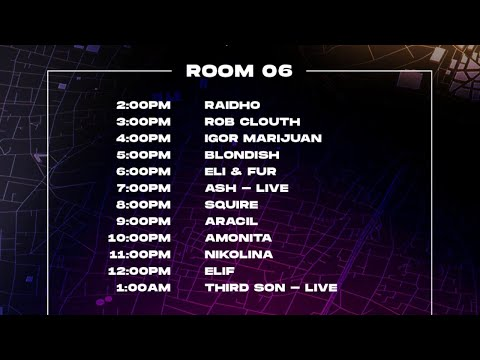 Room 6: @Beatport ReConnect & ELD Present: FOR BEIRUT