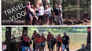 TRAVEL VLOG 2 | PA Canoe & Hiking