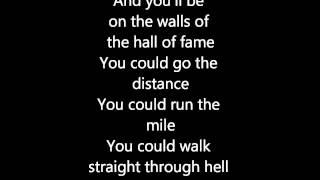 Gambar cover hall of fame script ft will i am lyrics