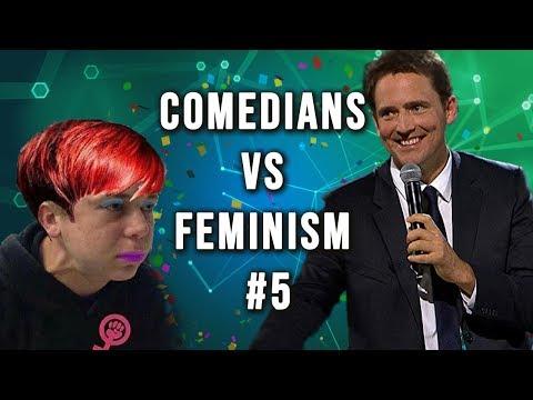 COMEDIANS vs FEMINISM #5 (Andrew Schulz, Owen Benjamin)