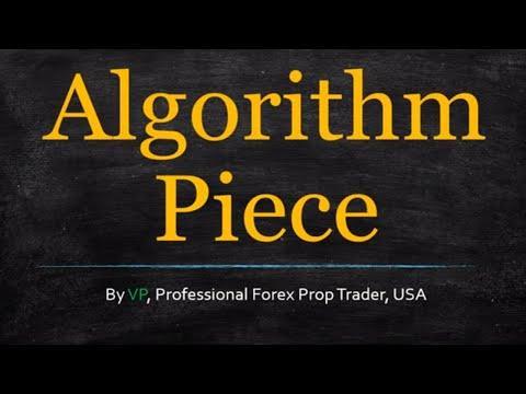 My Forex Algorithm Part 5 Revealed Youtube