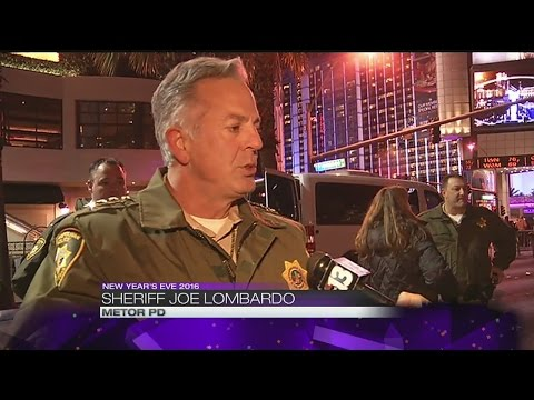 Interview with Sheriff Lombardo on Vegas Strip