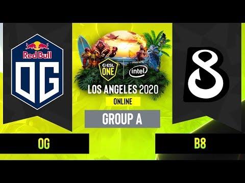 OG vs B8 Esports vod