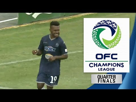OFC CHAMPIONS LEAGUE 2018 | Quarter Final - Auckland City FC v Solomon Warriors Highlights