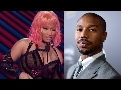 Nicki Minaj SHOOTS HER SHOT At Michael B Jordan As Tekashi69 REIGNITES Cardi B Feud! Mp3