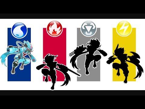 Pokemon Cyborg Version