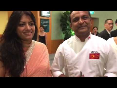 Interview with Song of India's chef Manjunath Mural and director Therese Paul
