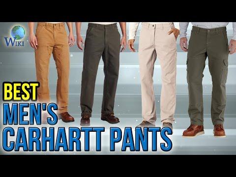 10 Best Men's Carhartt Pants 2017