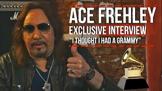 Ace Frehley Learns He Didn't Win a Grammy Resimi