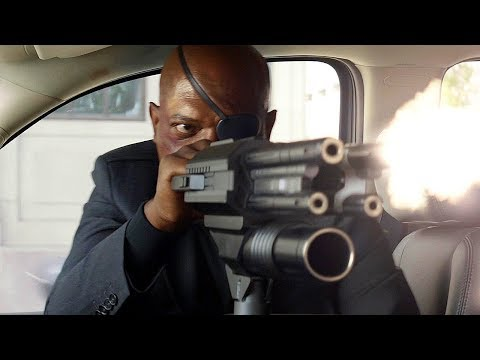 "Nick Fury ""Want To See My Lease?""- Captain America: The Winter Soldier (2014) Movie CLIP HD thumbnail"
