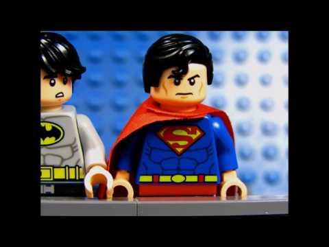 LEGO Nightwing Episode 1: Origins