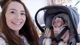 COMPRINHAS PARA A BEBÊ | Vlog em família | Joyce Aurora 🤱🏻💕