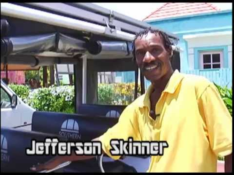 Alternative Energy Barbados - Solar Powered Taxi