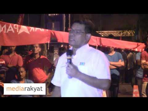 Saifuddin Nasution: Tun Mahathir Akan Turun Berkempen Di Port Dickson Untuk Anwar Ibrahim