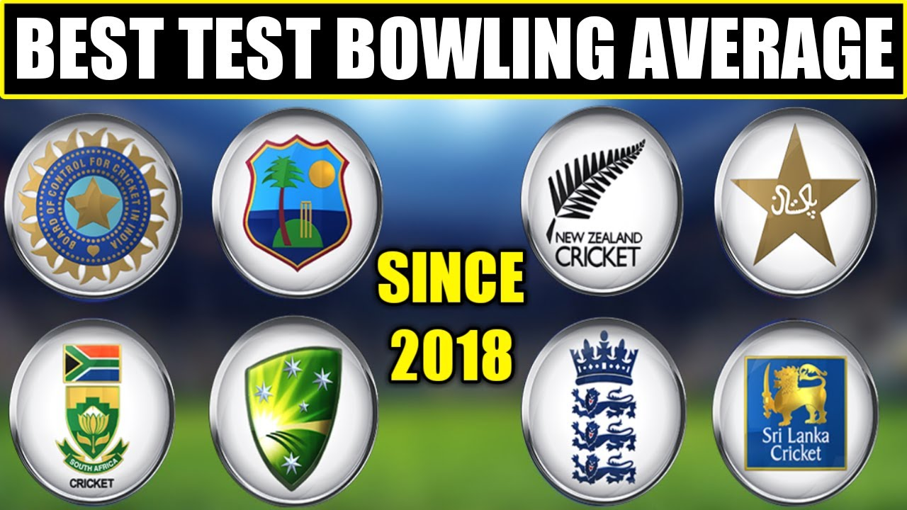 Best Test Fast Bowling Average By Teams Since 2018 | Test Cricket Records All Time