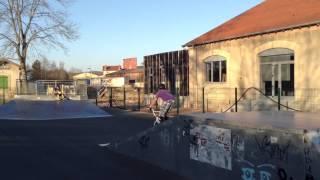 One day Cluny 2 (skatepark Cluny )