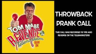 Pranking Telemarketers - Classic ADD Call - Tom Mabe