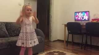 To the Music - Actions song for kids   Emma Timea