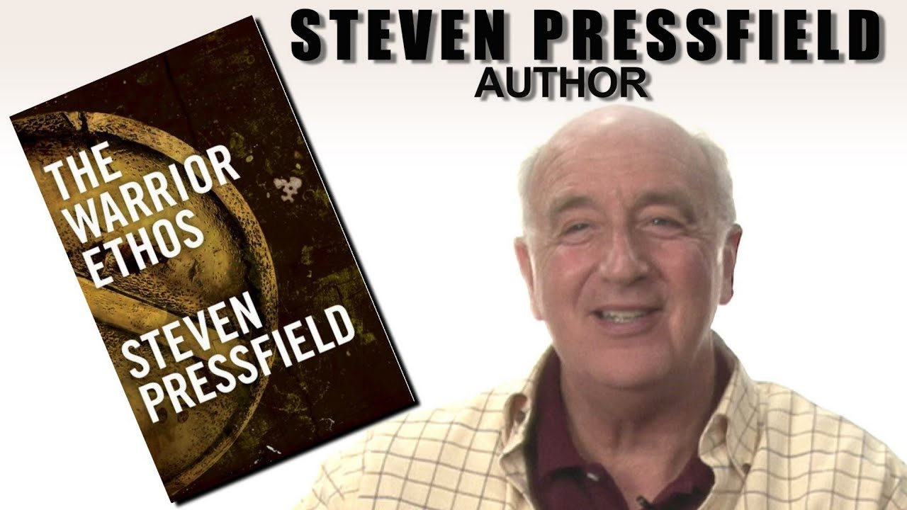 the warrior ethos by steven pressfield In today's episode i talk to writer steven pressfield steven has written over a dozen books in the warrior ethos with steven pressfield the art of manliness.