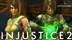"""ENCHANTRESS IS THE BEST! - Injustice 2 """"Enchantress"""" Gameplay (Online Ranked)"""