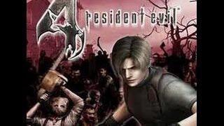resident evil 4 #1 Empiezan los problemas(un agente inutil y dos pringados)