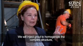 What Researchers Found in the Tomb of Jesus