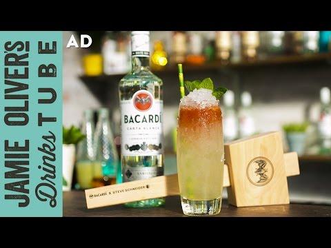 Wayfarer Rum Swizzle Cocktail | Steve Schneider
