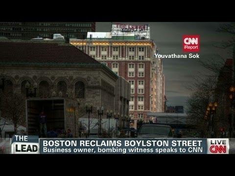 Boston reclaims Boylston Street after bombing