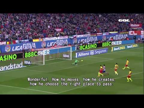 Mascherano & Arda - best players of Atletico v Barça (0-0)