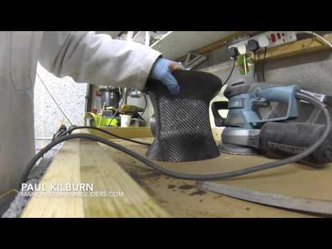 Carbon Fibre Cowl part 2